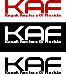 Kayak Anglers Of Florida 11 Vinyl Decal