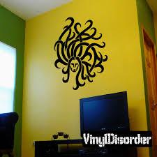Zodiac Virgo Wall Decal Vinyl Decal Car Decal Cc048 36 Inches Walmart Com