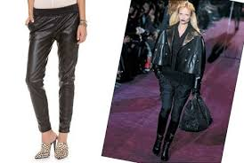 ask jeanne can i wear leather pants to