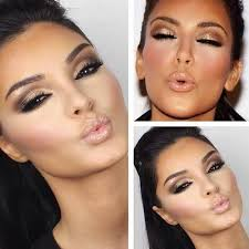 look like kim kardashian