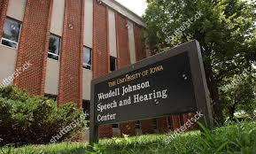 STUTTERING Wendell Johnson Speech Hearing Center shown Editorial Stock  Photo - Stock Image | Shutterstock