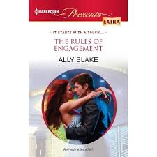 the rules of engagement by ally blake