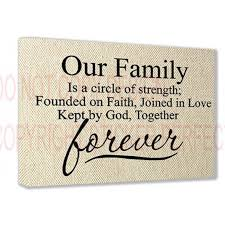quotes about family strength quotesgram