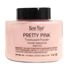 ben nye pretty pink powder 1 5 oz