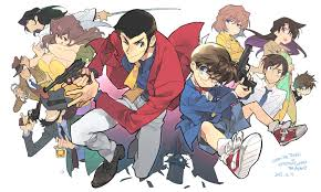 Lupin III VS. Detective Conan was such an awesome movie.