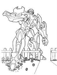 Kids N Fun 33 Kleurplaten Van Transformers