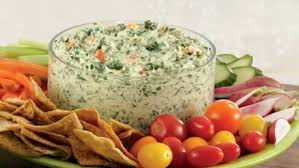 spinach dip 2 0 half the calories