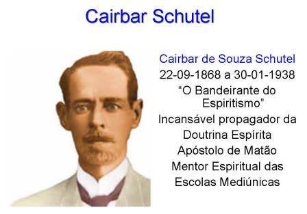 """Resultado de imagem para Cairbar Schutel"""""""
