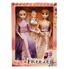 Búp Bê Elsa Anna Olaf LF Đông Lạnh 2