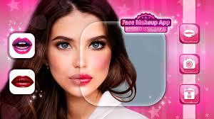 face makeup app photo editor for