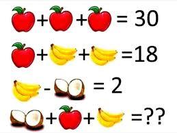 simple math equation 2 simple math