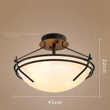ceiling light fixtures semi flush mount