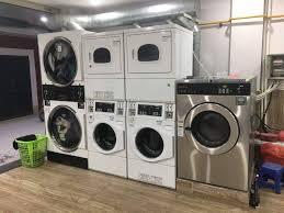 Máy giặt công nghiệp Speed Queen cho dịch vụ giặt sấy tự động - Bán máy  giặt công nghiệp tốt chính hãng