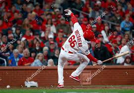 St Louis Cardinals Randy Arozarena ...