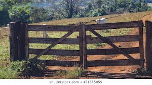 Cattle Gate Images Stock Photos Vectors Shutterstock
