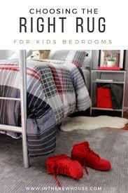 Choosing A Rug For Kids Rooms Organized Ish By Lela Burris
