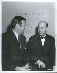 Preston Robert Tisch Mark Hopkins 1967 Vintage Press Photo Print | Historic  Images