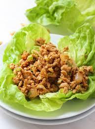 copycat p f chang s en lettuce