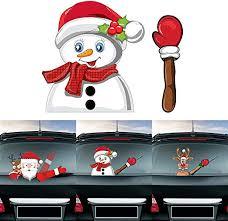 Funny Christmas Star Santa Claus Car Decal Vinyl Sticker Archives Midweek Com