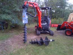 Mini Post Hole Digger Hire A Pictures Of Hole 2018