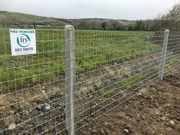 Chainlink Fencing With Concrete Posts Frs Fencing
