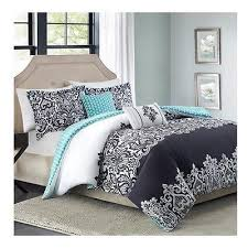 bedding set reversible comforter