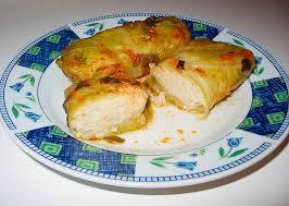 golubci polish stuffed cabbage rolls