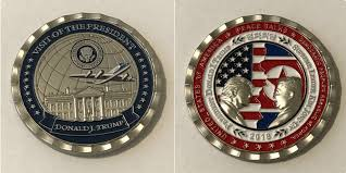 what are military challenge coins