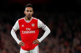 Arsenal contract update on Aubameyang ...