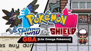 GBA] Pokemon Sword and Shield GBA [LOP] - Pokemoner.com