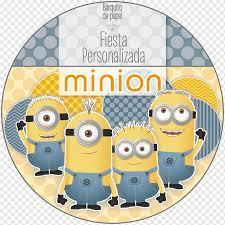 Twinkie Bar Despreciable Mesa Minions Invitaciones Cumple Minions