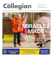 April 10, 2019 by The Collegian - issuu