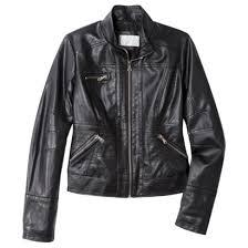 clothing s xhilaration leather jacket