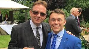 EastEnders star Adam Woodyatt's son is recovering after being hit by car in  London - BBC Newsbeat