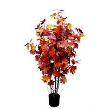 artificial maple tree 120cm at