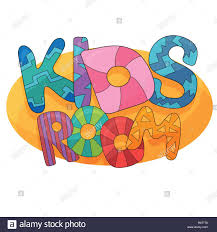 Kids Room Vector Vectors High Resolution Stock Photography And Images Alamy
