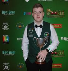 Aaron Hill is the U18 European Snooker Champion - European ...