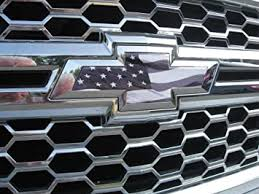 Amazon Com Emblemsplus Black And White American Flag Chevy Silverado 1500 Truck Grille And Tailgate Bowtie Emblem Decal Overlay Vinyl Sheets Cut Your Own Easy To Install 2 Sheets Fit 2014 Thru 2018 Automotive