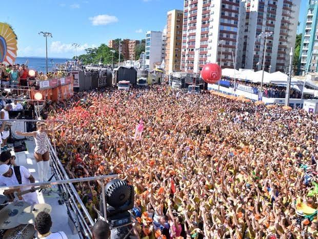 Carnaval em Salvador