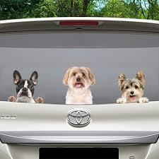 Can You See Me Now Yorkshire Terrier Car Door Fridge Laptop Stick Follus Com