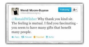 WendiMooreAgncy | Wendi Moore-Buysse | WeBuildYourAudience.com ...