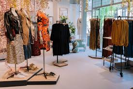 inside the new anthropologie local