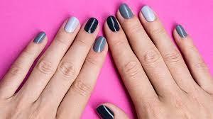 grant nails are the prettiest trend