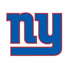 New York Giants Vinyl Die Cut Decal Sticker 4 Sizes