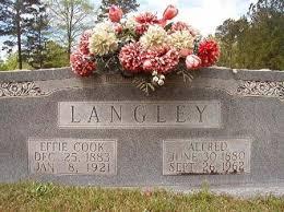 LANGLEY, EFFIE - Ouachita County, Arkansas | EFFIE LANGLEY ...