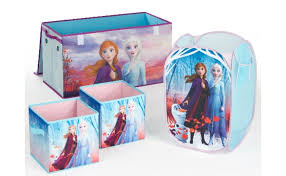 Disney Frozen 2 Kids Anna And Elsa Whole Room Solution Toy Storage Set 19 99 Reg 42 88 Living Rich With Coupons