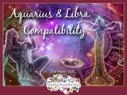 aquarius and libra patibility