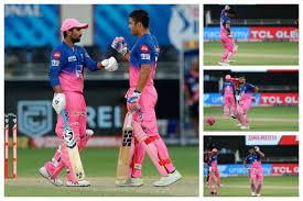 IPL 2020 RR vs SRH - WATCH: Rahul ...