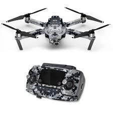 Skin Decal For Dji Mavic Pro Drone Digital Camo Las Vegas Raiders Walmart Com Walmart Com