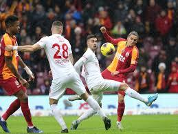 2019-2020 Galatasaray 5-0 Antalyaspor maç özeti tr.beinsports.com